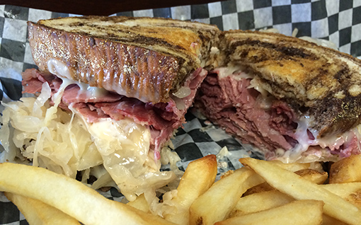 Reuben-gameday-grille-patio-waynesville